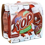 Yoplait P'tit Yop chocolate 6x180g