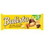Balisto Honey & Almonds bars x 9 166g