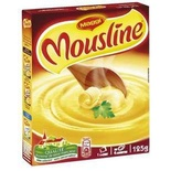Maggi Plain Mousline mash potato  125g