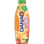 Danone Danao Orange Banana Strawberry 900ml