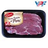 Cooperl Pork Loin with bone x2 Label Rouge 340g
