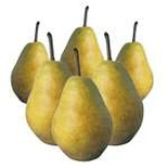 William Pears* 1kg