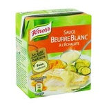 Knorr White butter sauce with shallots 30cl