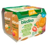 Bledina Assortment 4x200g From 6 Months (Carrot,Potato,Caulifl.Ratat.)
