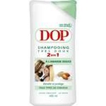 DOP Shampoo 2 in 1 with sweet almond 400ml