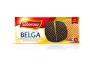 Saborosa Belgas Chocolate Wafers  198g
