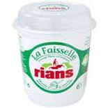 Rians Cottage cheese curds 6% FAT 1kg