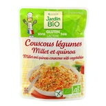 Jardin BIO Organic Couscous with Vegetables & Quinoa Gluten Free 250g