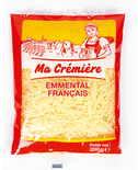 Ma Cremiere Emmental grated 200g