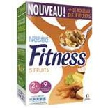 Nestle Fitness cereal & fruits 375g