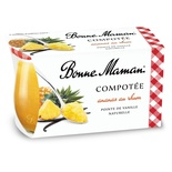 Bonne Maman Compote Pineapple with Rhum 2x130g