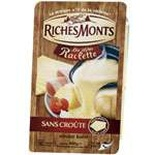 RicheMont Plain Raclette cheese crustless 400g