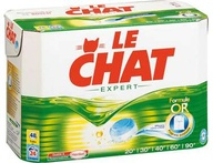 Le Chat Expert washing tablettes x48 1.62kg