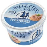 Petit Navire Potted Tuna (Rillettes) 125g