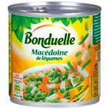 Bonduelle Mixed Vegetables 265g