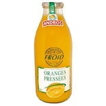Andros Squeezed Orange juice smooth 1L
