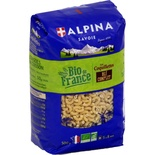 Alpina Organic Pasta Coquillettes whole wheat 500g