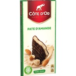 Cote d'or Dark chocolate filled with almond paste 150g