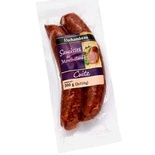 Rochambeau cooked Montbeliard sausages 300g