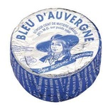 Blue Cheese Auvergne average weight 2.4kg SEE ITEM DESCRIPTION  2.4kg