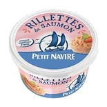 Petit Navire Potted Salmon (Rillettes) 125g