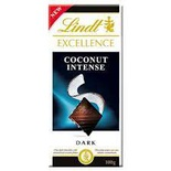 Lindt Excellence Dark Coconut 100g