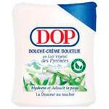 Dop shower cream with vegetal milk 250ml