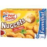 Pere Dodu Chicken nuggets x18 400g