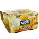 Nestle Vanilla Viennois on caramel 4x100g