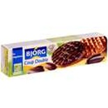 Bjorg Double chocolate biscuits ORGANIC 200g