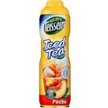 Teisseire Iced Tea peach cordial 60cl