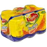 Lipton Ice Tea Liptonic 6x33cl