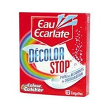 Eau Ecarlate Decolor Stop Wipes Anti-Decolouration x12