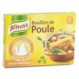 Knorr Chicken stock cubes x15
