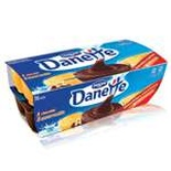 Danone Danette Mix Chocolate & Vanilla 16x115g
