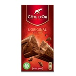 Cote d'or plain Milk chocolate 200g