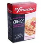 Francine Preparation set for pancakes 380g