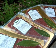 Mr Duck Home Made Smoked Duck breast sliced* 40g