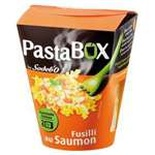 Sodebo Fusili Pasta with salmon 280g