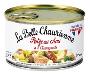 La Belle Chaurienne Auvergnate cabbage stew 385g