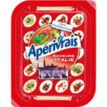 The Laughing Cow Aperivrais italian savours 100g