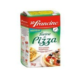 Francine Flour special pizza making 1kg
