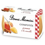 Bonne Maman Compote Apple with Cinamon 2x130g