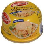 Saupiquet Mayonnaise Tuna 135g