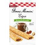 Bonne Maman Milk chocolate Hazelnut crepes x6 192g