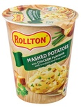 "Luxury Mashed Potatoes With Chicken Flavour ""Rollton"" 55g"