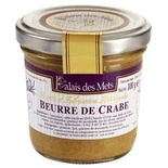 Crab butter for toasts 100g