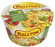 "Luxury Noodle With Chicken Flavour ""Rollton"" 75g"
