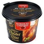Bordeau Chesnel Roast Chicken rillettes (potted chicken meat) 220g