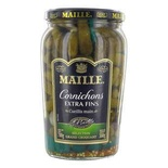 Maille Extra fine pickles 380g